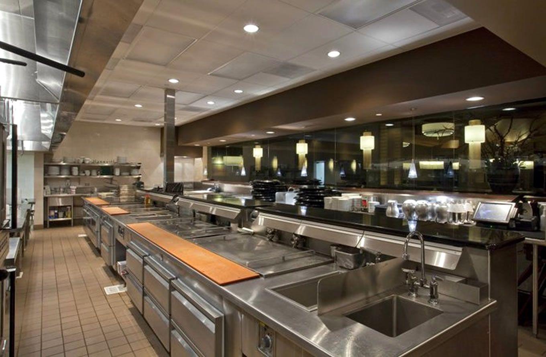 تصاویر تجهیزات آشپزخانه صنعتی