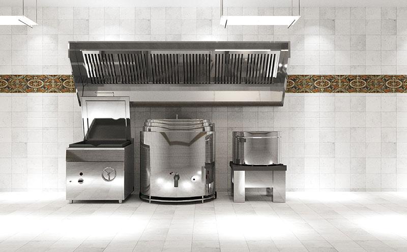 عکس تجهیزات پخت رستوران