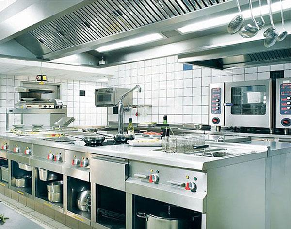 عکس تجهیزات آشپزخانه صنعتی